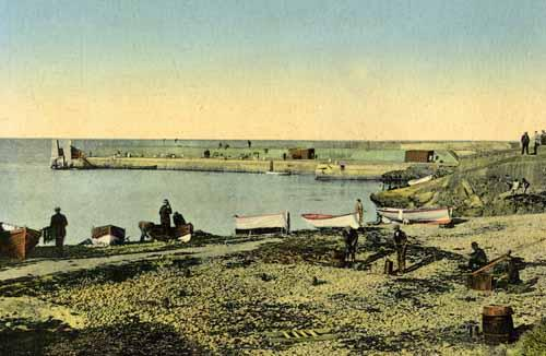 old harbour postcard greystons