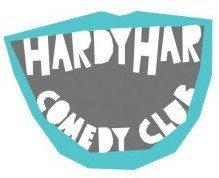 hardy har comedy club logo