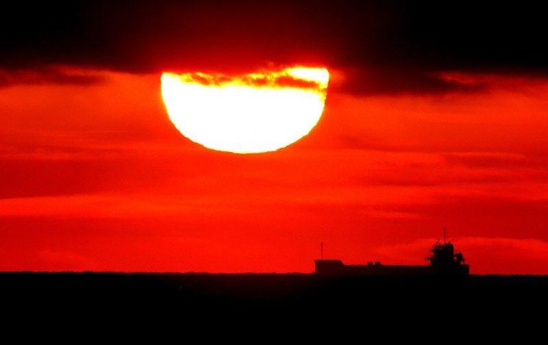 Sunrise Saturday 26NOV16 Brian Keeley