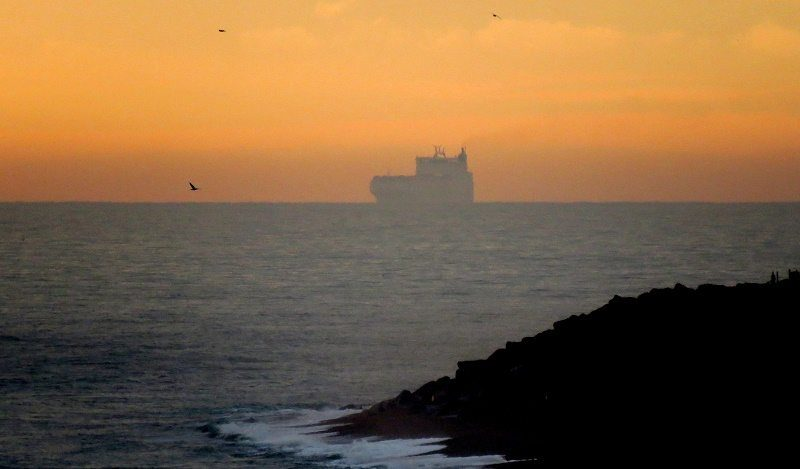 Sunrise Ship Sunday 27NOV16 Brian Keeley