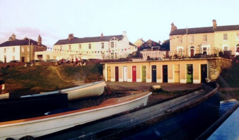 Greystones Harbour Pic Niall Farrell