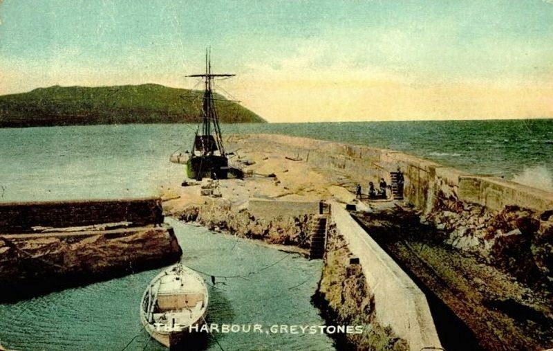 Greystones Guide | Category: Harbour HistoryGreystones Guide