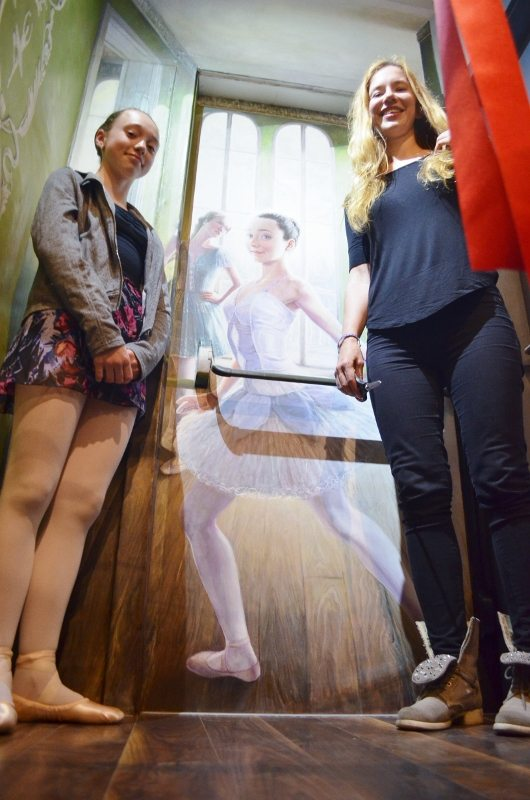 Greystones Studios Ballerina Mural Launch 12MAY16 10 (530x800)