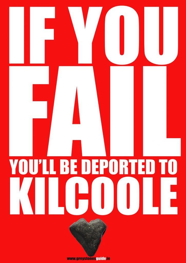 Students Fail Exams Kilcoole