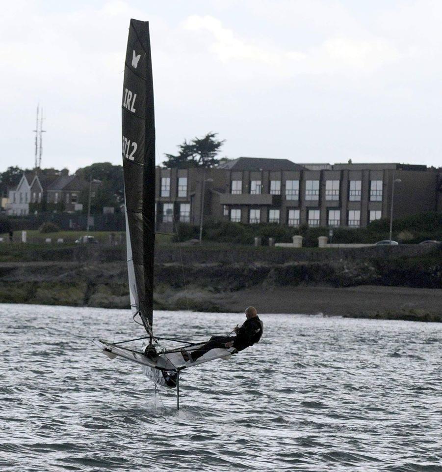 Fiachra Etchingham David's Sailing June 2016