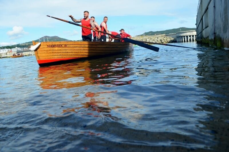 Swinger Boat Regatta
