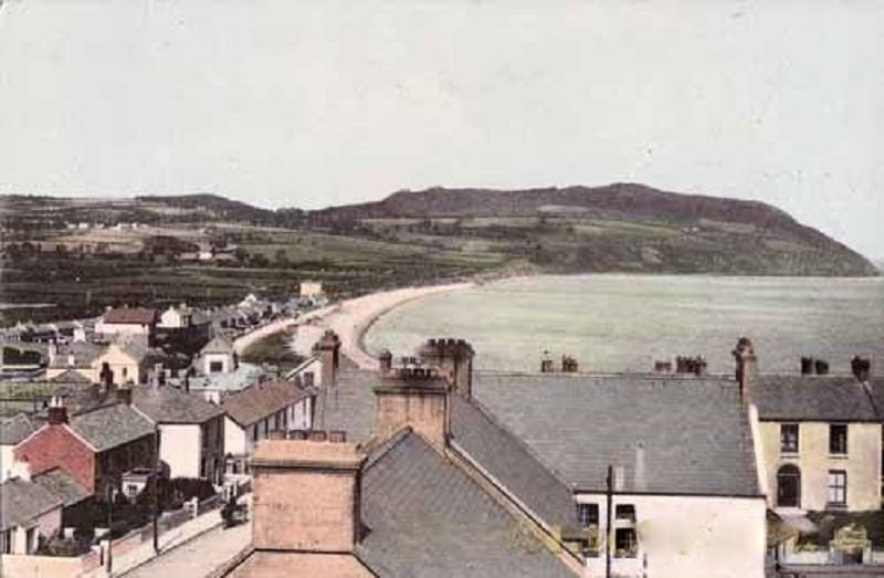 Bray Head from Grand Hotel Pic Patrick Neary