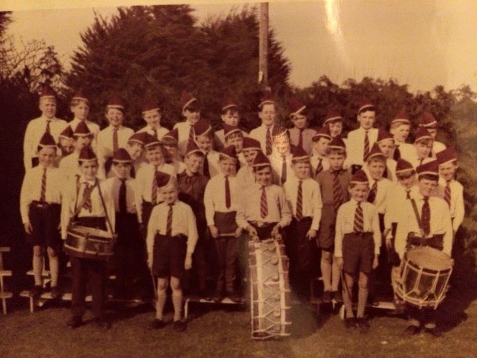 CBS Greystones Band 1965 Pic John Devereux