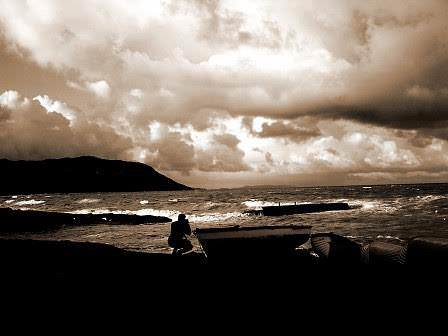 Dramatic Harbour Shot Pic Anne Stanley