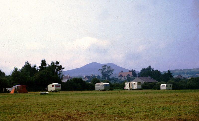 Fenelons Field Greystones 1960s Pic: Colm Flanagan