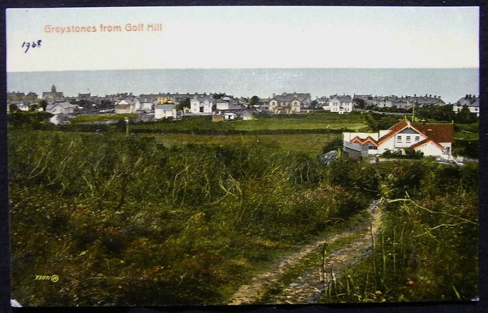 Greystones From Golf Hill Pic Patrick Neary