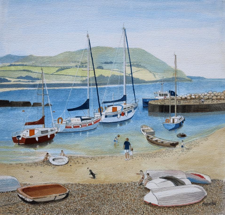 Greystones Harbour Bernadini