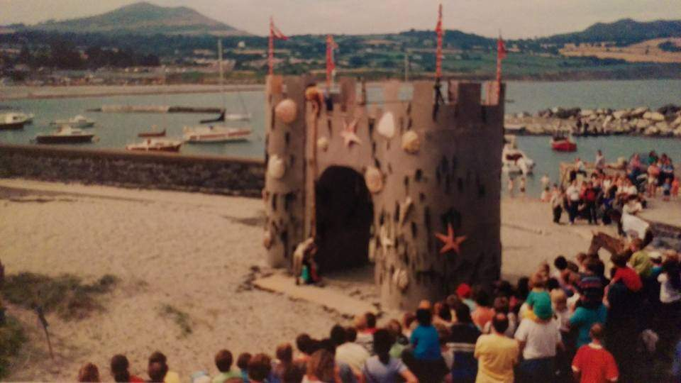 Greystones Summer Festival way back when Pic Dave Daly