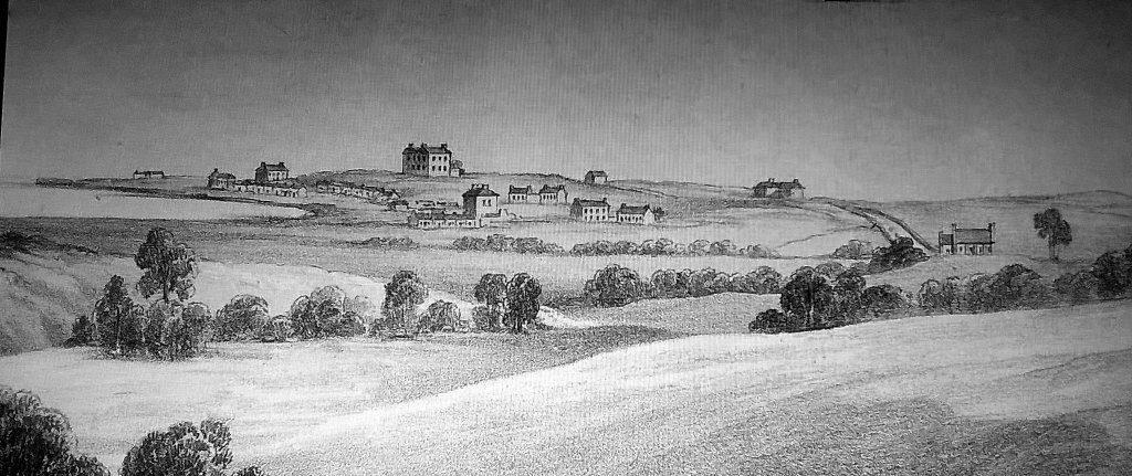 Greystones by Henry McManus RHA 1855