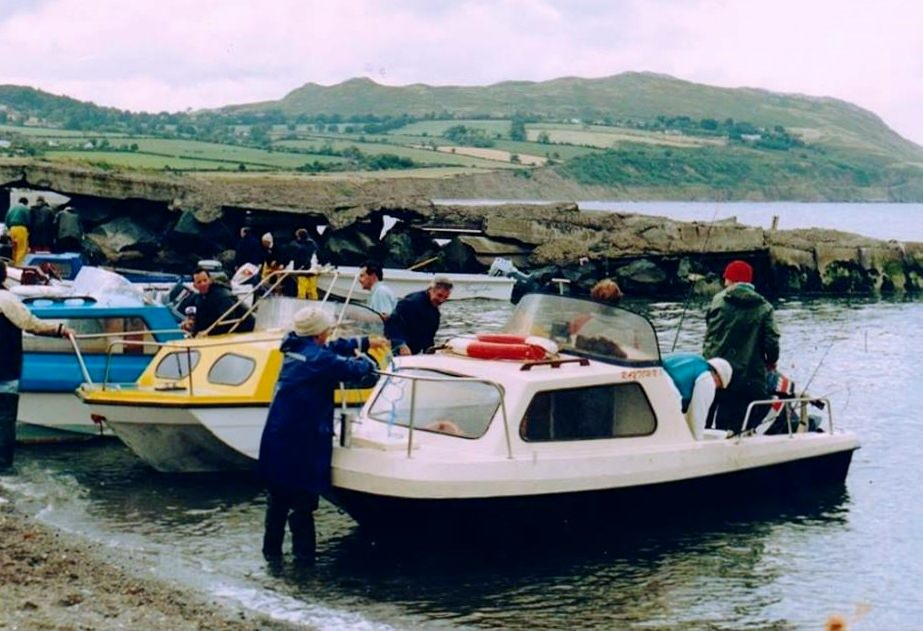 Harbour Fishing Contest 1992 Pic Noeleen O'Neill