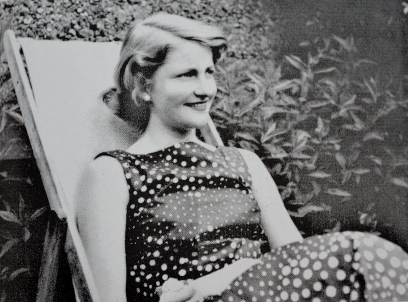 Hazel Paine 1960. Source Derek Paine