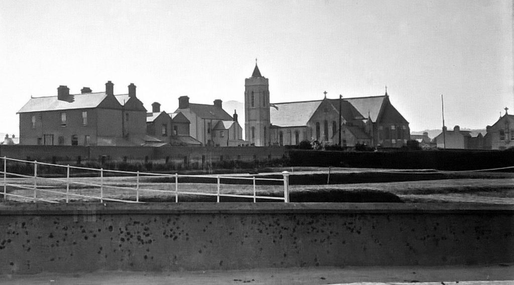 Hoy Rosary Church from the Seafront