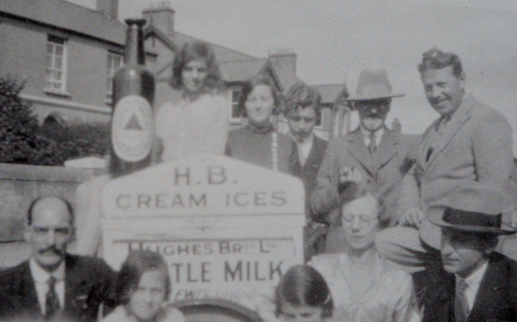 Lewis's Hotel Staff 1927