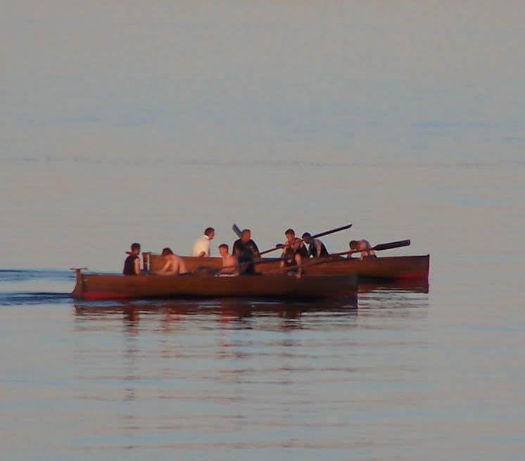 Out on the Water Pic Anne Stanley