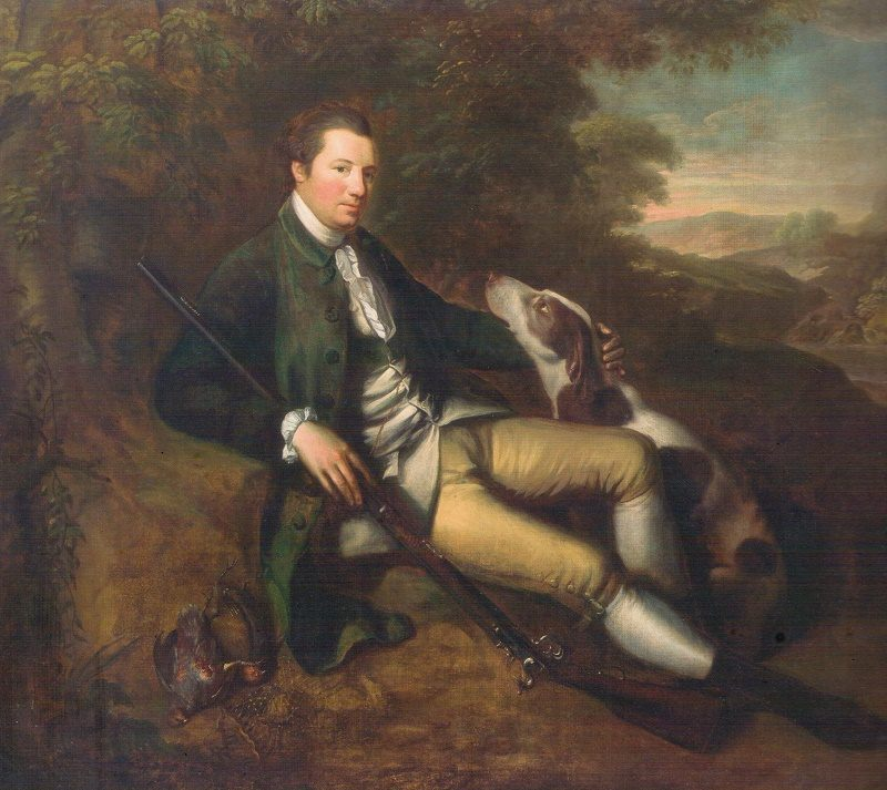 Peter La Touche 1775 by Robert Hunter
