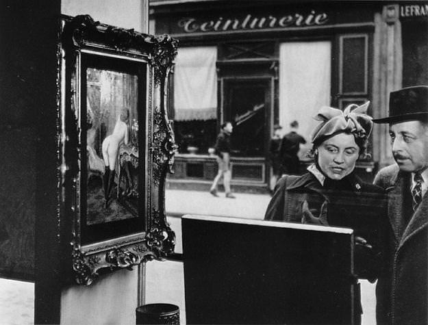 The Sidelong Glance - Robert Doisneau Aoife Hester Kick Oct 2015