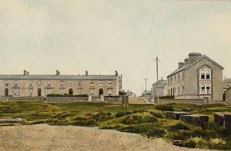 Trafalgar Road from the Harbour Pic Patrick Neary