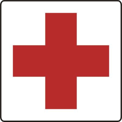 emergency red cross