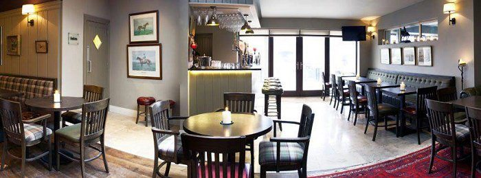 horse & hound function room