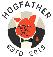 the hogfather logo andrew holmes